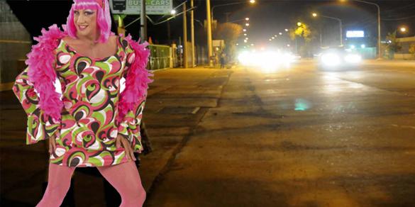 El travesti extraterrestre de la Rodriguez Peña